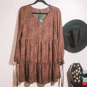 Wild fable dress